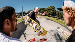 "DC SHOES ""GOTTA EAT"" 