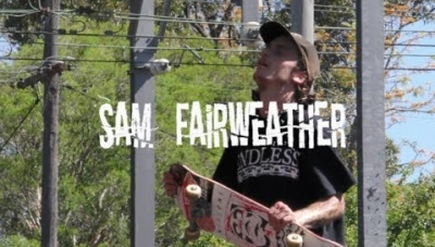 SAM FAIRWEATHER – 335 SKATE SUPPLY | VIDEO