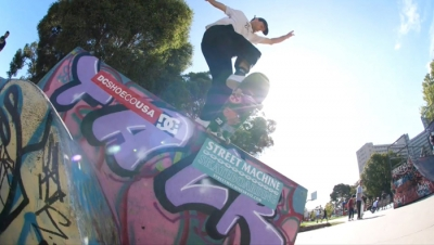 DC X STREET MACHINE CASH FOR TRICKS | VIDEO