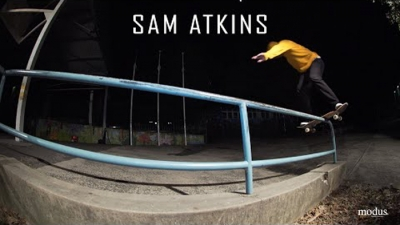 SAM ATKINS – MODUS | VIDEO